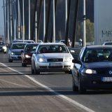 AMSS: Pojačani saobraćaj krajem dana, vozila na izlazu na graničnom prelazu Horgoš čekaju 45 minuta 11