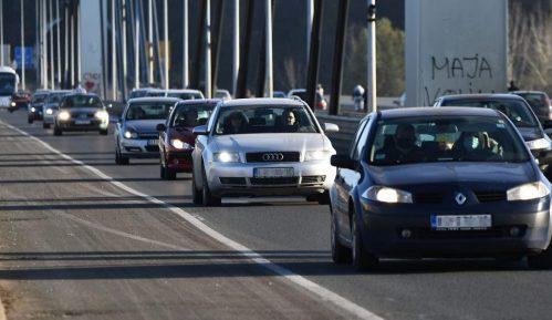 AMSS: Tokom dana povoljniji uslovi za vožnju 8