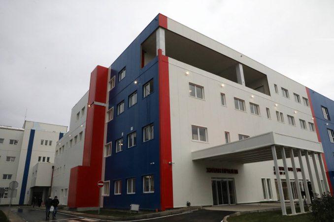 Ašanin (KCS): Kovid-bolnica u Batajnici primila prve pacijente, teška noć je za nama 1