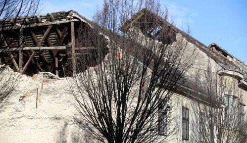 Novi jači potres kod Petrinje magnitude 4,1 po Rihteru 3
