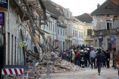 Snažan zemljotres u Hrvatskoj, ima žrtava, podrhtavanje se osetilo i u Srbiji (VIDEO) 5