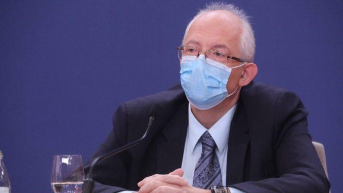 Kon: Verovatan blagi porast broja zaraženih posle Nove godine 5