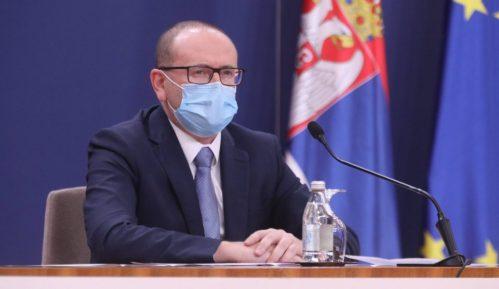 Zoran Gojković: Epidemiološka situacija u Srbiji zabrinjavajuća, broj obolelih raste danima 3