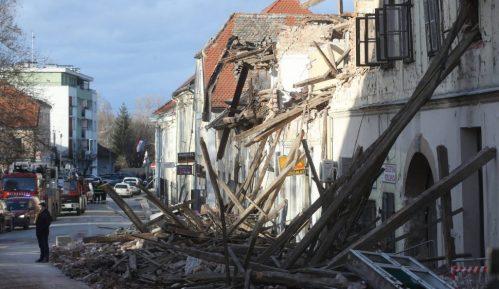 Gradonačelnik Petrinje: I jutrošnji potres pričinio materijalnu štetu 5