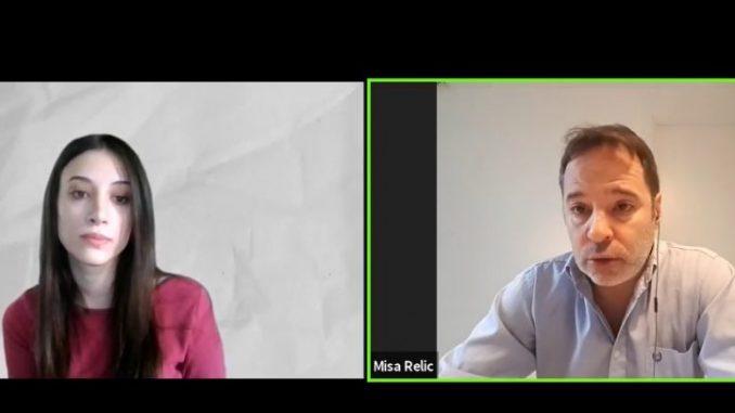 Miša Relić: Otpisivanjem dugova država bi spasla ugostitelje (VIDEO, PODKAST) 1