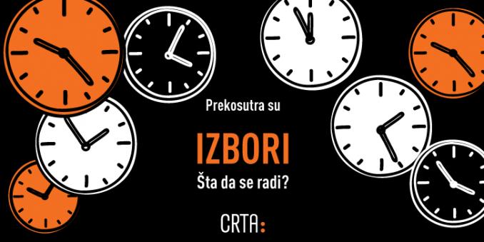 Crta: Neophodno pet promena da predstojeći izbori u Srbiji ne bi bili samo formalno demokratski 3