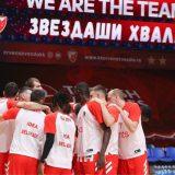 Zvezda dve utakmice bez suspendovanog Lazića u ABA ligi 10