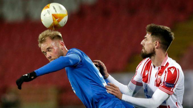 Crvena zvezda odigrala nerešeno protiv Hofenhajma (0:0) 6
