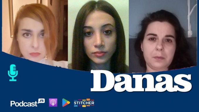 Danas podkast: Koliko se čuje glas lekara tokom pandemije 1