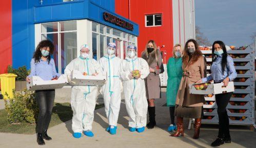 Mozzart podržao lekare u Batajnici donacijom vitaminskih paketa 9
