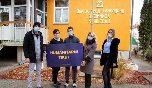 """Mesec humanosti u Mozzartu – pomoć za Dom """"Jefimija"""" u Kruševcu 11"""