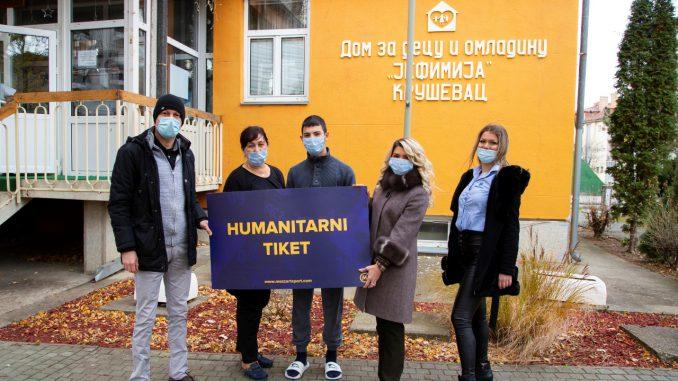 """Mesec humanosti u Mozzartu – pomoć za Dom """"Jefimija"""" u Kruševcu 1"""