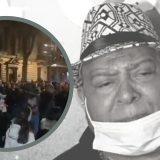 Dorćolci se opraštaju od pevača Džeja Ramadanovskog (VIDEO) 2