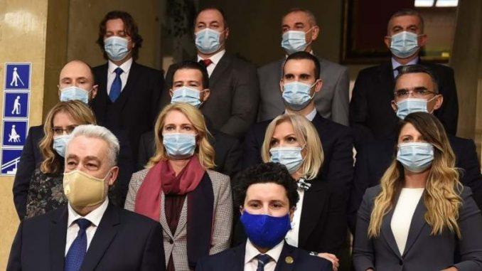 Čestitke za izbor nove Vlade Crne Gore 1