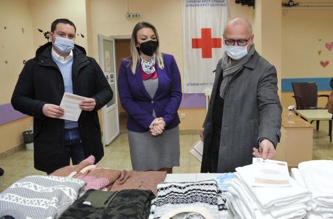 U Beogradu otvoren drugi dnevni prihvatni centar za lica bez doma 1