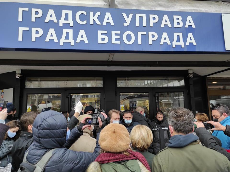 NDBG: Gradska vlast onemogućila javnost da učestvuje na javnoj raspravi 2