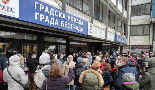 NDBG: Gradska vlast onemogućila javnost da učestvuje na javnoj raspravi 14