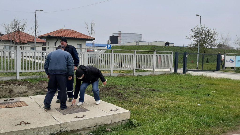 Eksplozija u zrenjaninskoj fabrici, dva radnika povređena 2