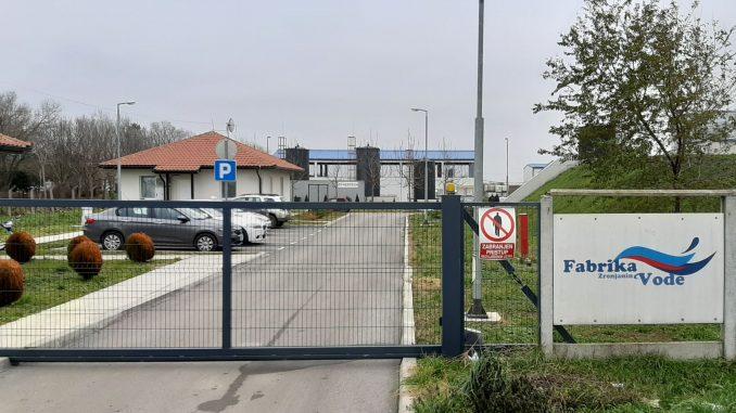 Fabrika vode u Zrenjaninu negirala nalaze JKP 'Vodovod i kanalizacija' o svom radu 1