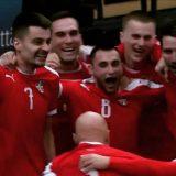 Futsal reprezentacija Srbije se plasirala na Svetsko prvenstvo 8