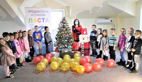 """Mališani iz Golupca proslavili nagradu na konkursu """"Piši Deda Mrazu"""" 5"""