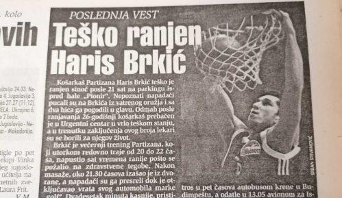 Dve decenije od nerazjašnjenog ubistva Harisa Brkića 8