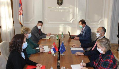 Fabrici sa ministarkom privrede: EU spremna da nastavi da pomaže Srbiju 10