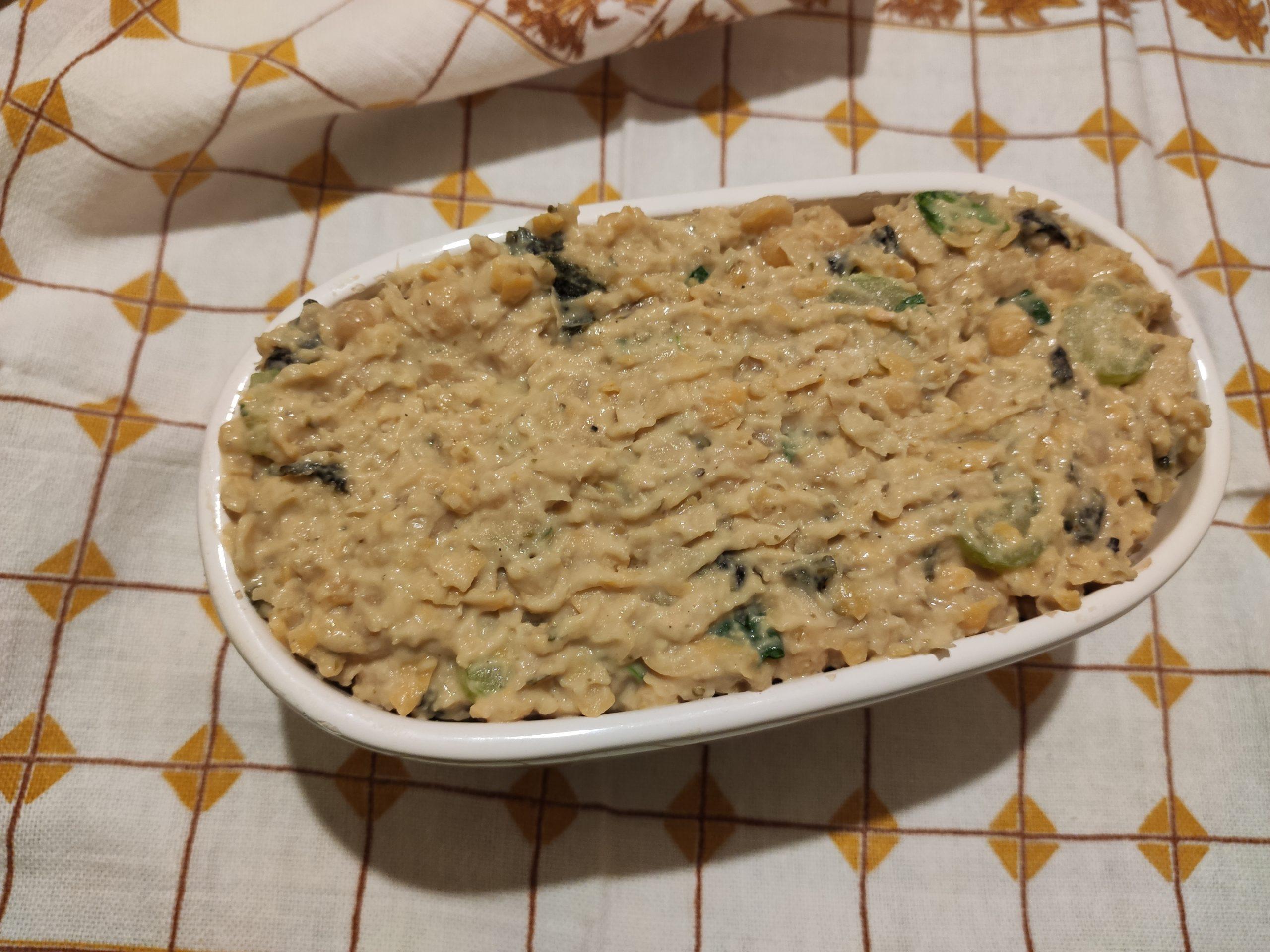 Vege recept: Lažna salata od tune 2
