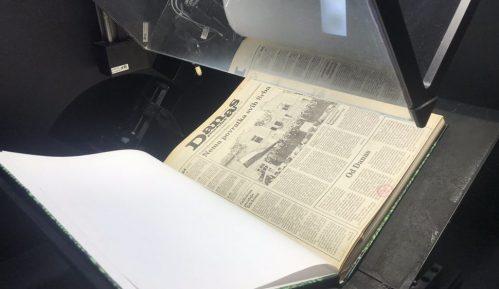 List Danas digitalizovao kompletnu arhivu 9
