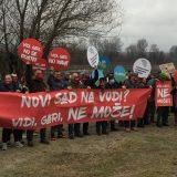 """Održan još jedan skup protiv """"Novog Sada na vodi"""" - """"Vidi, gari, opasulji se!"""" (VIDEO, FOTO) 14"""