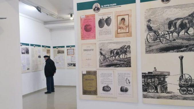 Otvorena izložba posvećena poljoprivrednom prosvetitelju Đorđu Radiću u Požarevcu 5