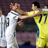 Lacio prošao posle 20 godina, Juventus ubedljiv u Barseloni za prvo mesto u grupi 9