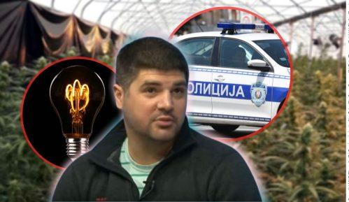 Koluvija tvrdi da je policija proizvodila kanabis u Jovanjici 11