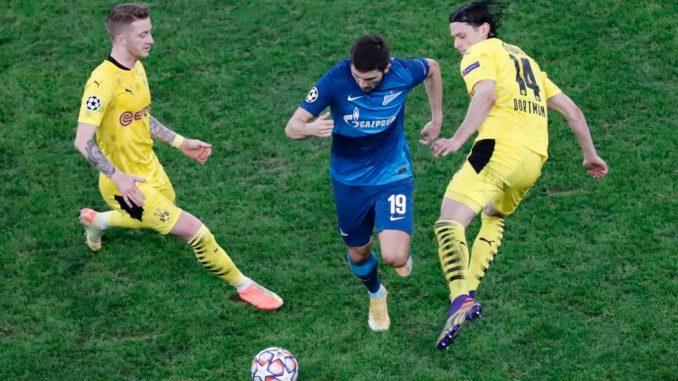 Borusija Dortmund i Lacio u osmini finala Lige Šampiona 1
