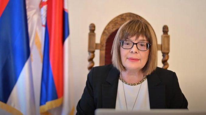Gojković: Osmisliti regionalni pristup za smanjenje posledica pandemije u kulturi 1