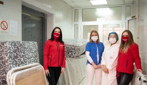 Infektivna klinika KCS: Ne znamo ni kad je dan, ni kad je noć – ova donacija nam mnogo znači 6