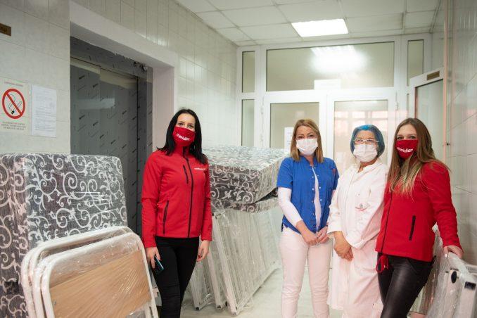 Infektivna klinika KCS: Ne znamo ni kad je dan, ni kad je noć – ova donacija nam mnogo znači 5