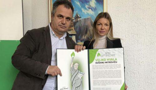 Nagrada pokreta Novi optimizam će nositi ime Dušana Mitrovića 9