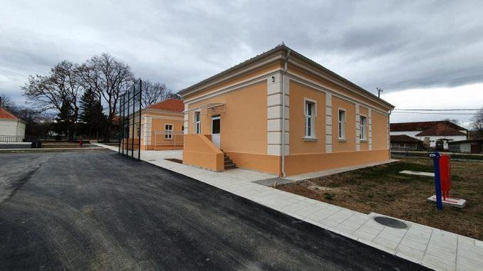 Obnovljena škola u Kamenovu, jedna od najstarijih u Srbiji 1
