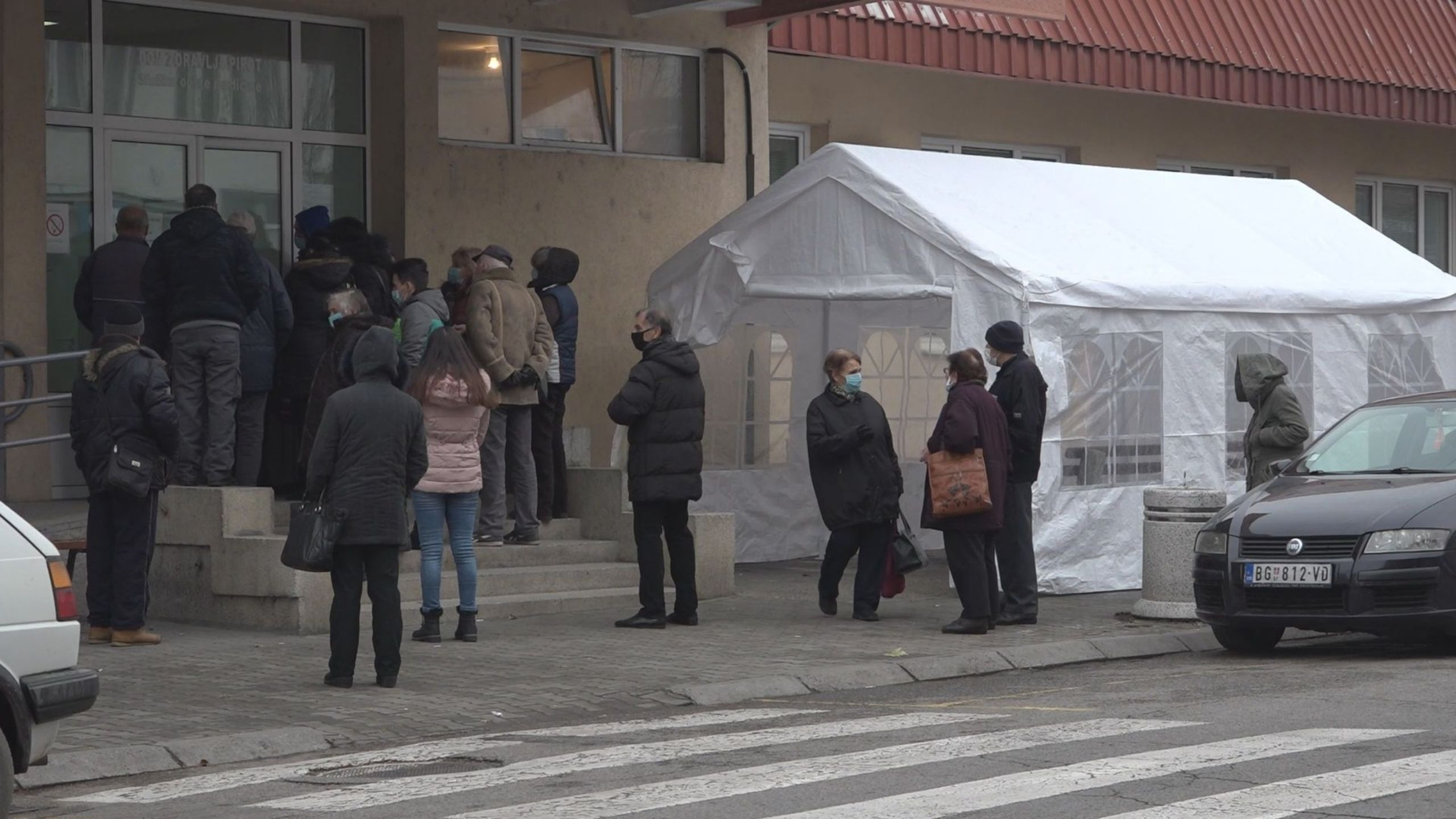 Opšta bolnica Pirot spremna za ulazak u Kovid sistem 1