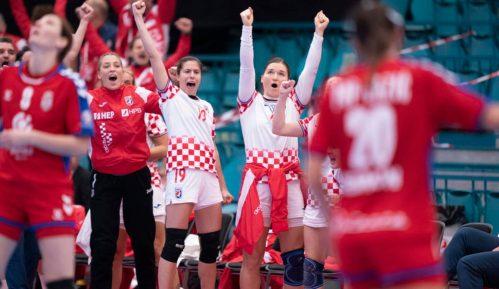 Rukometašice Hrvatske eliminisale Srbiju sa EP 2