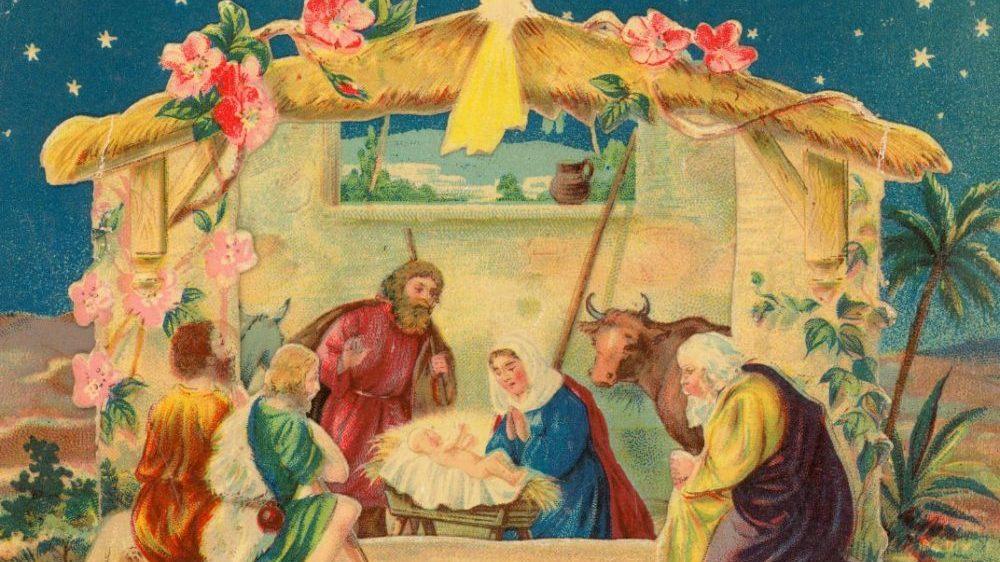 Kako su izgledale božićne čestitke kroz istoriju? (FOTO) 6