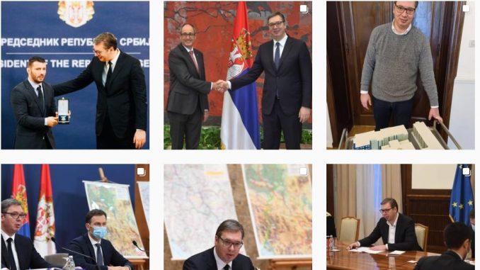 Vučić dominira na Instagramu, Đilas i Jeremić sve aktivniji 5