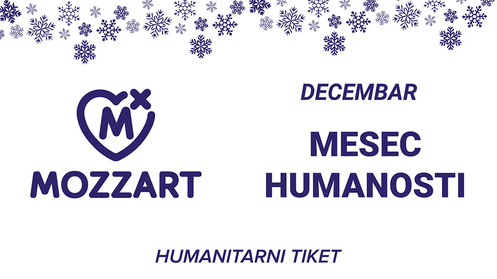 Mesec humanosti u Mozzartu – Svaki tiket je dobitan! 2
