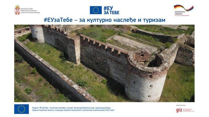 EU sredstva za rekonstukciju tvrđave Fetislam u Kladovu 1
