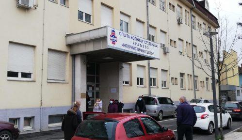 Zaposleni u kraljevačkoj bolnici obustavili rad na 20 minuta, traže da se poštuju mere 2