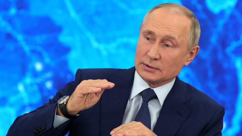 Odvažni učenik ispravio Putina kad je pogrešno naveo istorijsku činjenicu 1