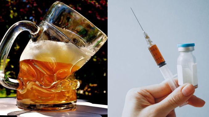 Posle vakcine Sputnjik V dva meseca bez alkohola 1