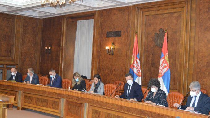 Održana Prva sednica Koordinacione komisije za inspekcijski nadzor Vlade Srbije 1