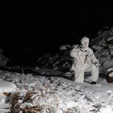 Obuka izviđača Kopnene vojske u zimskim uslovima 5